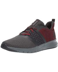 brand new 48580 f70b9 Reebok - Print Lite Rush Sneaker - Lyst