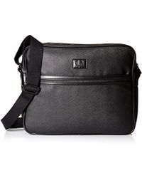 Fred Perry - Saffiano Shoulder Bag - Lyst