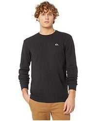 Quiksilver - Comp Stitch Tee - Lyst