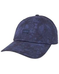 Levi's - Classic Baseball Hat With Logo - Lyst