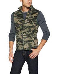 Amazon Essentials - Full-zip Polar Fleece Vest - Lyst