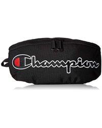 Champion Prime Sling Waist Pack - Black