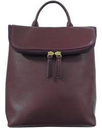 Buxton Mini Backpack - Purple
