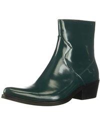 Calvin Klein - Alden Box Calf Fashion Boot - Lyst