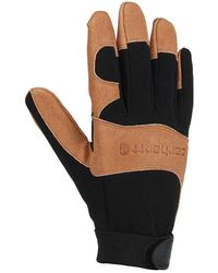 Carhartt The Dex Ii High Dexterity Glove - Black