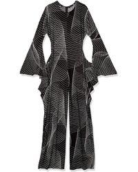 Norma Kamali Jumpsuit - Black