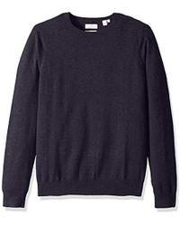 GANT - The Cotton Cashmere Crew Sweater - Lyst