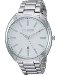 Steve Madden Fashion Watch - White