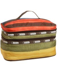 LeSportsac Page Travel Bag Case,jaipur,one Size - Multicolor
