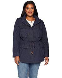 Levi's - Plus-size Parachute Cotton Military Jacket - Lyst