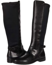 Ecco Touch 15 Tall Boot Knee High - Nero