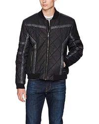 Calvin Klein - Jeans Gasoline Racer Puffer Jacket - Lyst