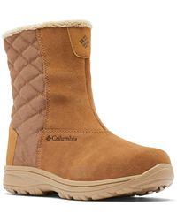 Columbia Ice Maiden Slip Iii Snow Shoe - Brown