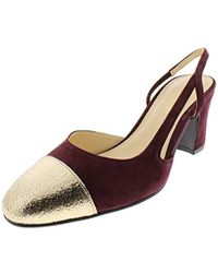 add712faa Lyst - Ivanka Trump 'liah' Slingback Cap Toe Pump (women)