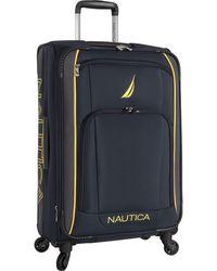 Nautica Luggage - Blue