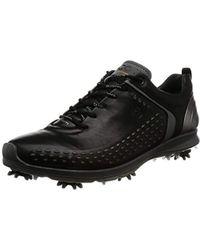 Ecco Biom G2 Golf Shoe - Black