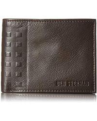 Ben Sherman Wallet - Brown