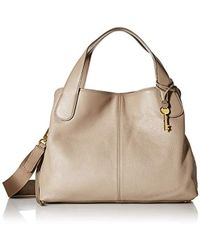Fossil Maya Satchel Handbag - Multicolor