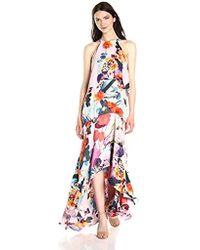Parker Dresses Maxi Cocktail Dresses Gowns Lyst