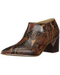 Franco Sarto Takoma Ankle Boot - Brown