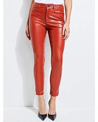 Guess - Sandra Butter Pant - Lyst