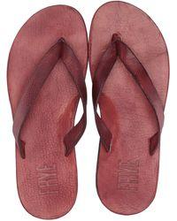 Frye Theo Sandal Flip-flop - Red