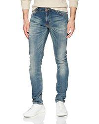 Nudie Jeans Skinny Lin - Blue