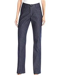 Lee Jeans New Midrise No Gap Madelyn Trouser - Blue