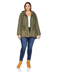 Levi's - Size Plus Parachute Cotton Utility Jacket - Lyst