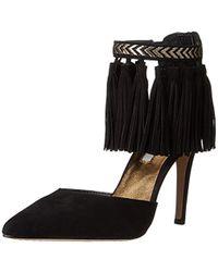Cynthia Vincent Wanted Dress Pump - Black