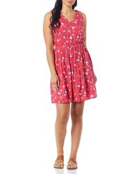 U.S. POLO ASSN. Fashion Dress - Red