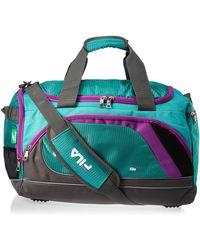 "Fila Advantage 19"" Sport Duffel Bag - Blue"