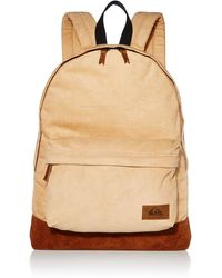 Quiksilver Everyday Poster Plus Cord Backpack - Natur