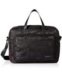 DIESEL - F-discover Briefcase, Black, Uni - Lyst