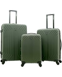 Wrangler Auburn Hills Luggage - Green