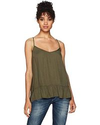 Volcom - Simple Things Allover Print Cami - Lyst