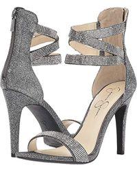 436892a7ac4 Lyst - Jessica Simpson Bonilynn Platform Dress Sandals