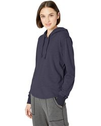 Alternative Apparel Cozy Pullover Hoodie - Blue