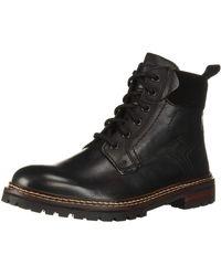 Steve Madden Stroud Ankle Boot - Black