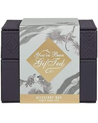 Ted Baker - Storage Box For Cufflinks And Watches, Cadet Blue - Lyst