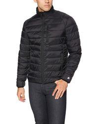 Starter Packable Puffer Jacket - Black