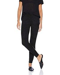 Daily Ritual - Amazon Brand - Seamed Front, 2-pocket Ponte Knit Legging - Lyst