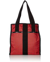 LeSportsac City Tote - Red