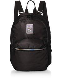 PUMA Essentials Mini Backpack - Black