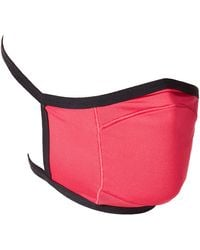 Oakley Aoo9715 Protective Face Mask - Red