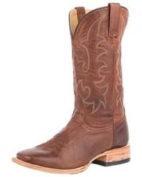 Stetson Jingler 2 Western Boot - Brown