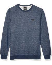 Rip Curl Core Crew Sweater - Blue
