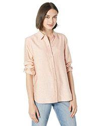 Equipment Solid Silk Poplin Leema Shirt - Multicolor