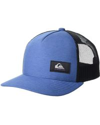 Quiksilver Trucker Hat - Blue