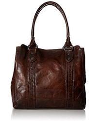 Frye - Melissa Tote Leather Handbag - Lyst